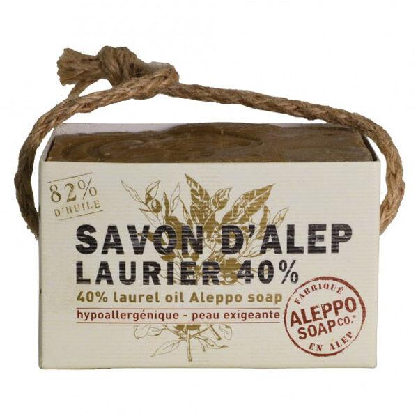 Tadé Savon Alep Laurier 40% 200g