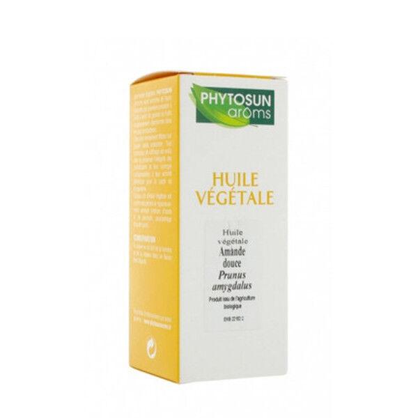 Phytosun Aroms Huile Végétale Amande Douce 100ml