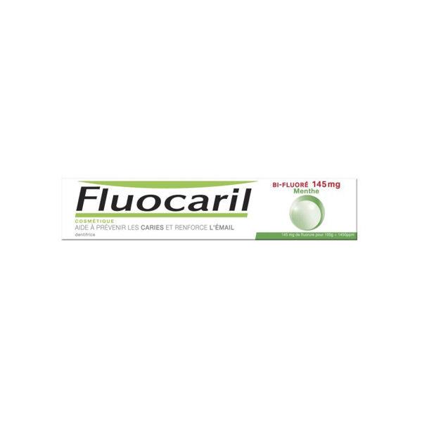 Fluocaril Cosmétique Bi-Fluoré 145mg Dentifrice Menthe 75ml