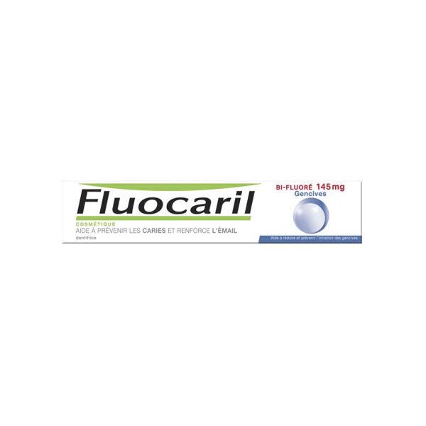 Fluocaril Cosmétique Bi-Fluoré 145mg Pâte Dentifrice Gencives Menthe 75ml