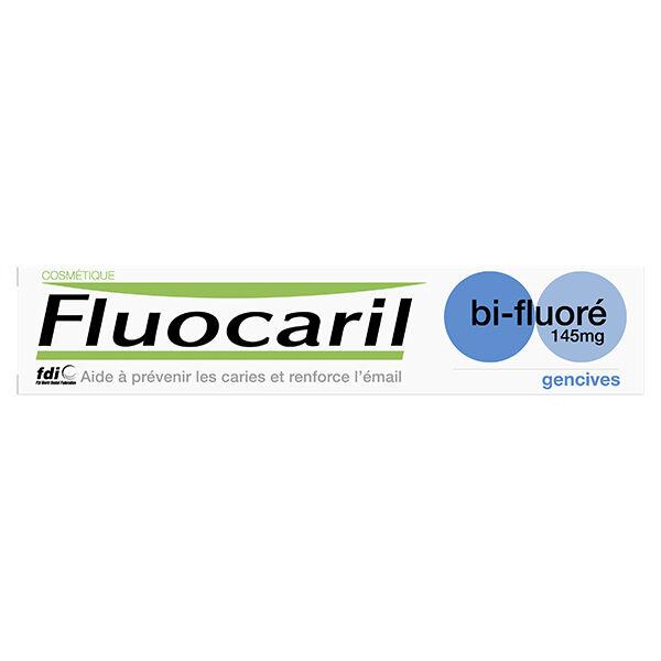 Fluocaril Cosmétique Bi-Fluoré 145mg Dentifrice Gencives Menthe 75ml