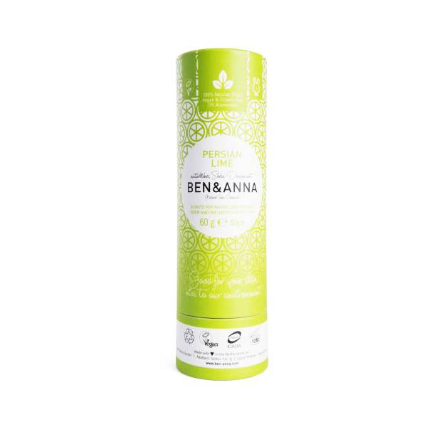 Ben & Anna Déodorant Tube Persian Lime 60g