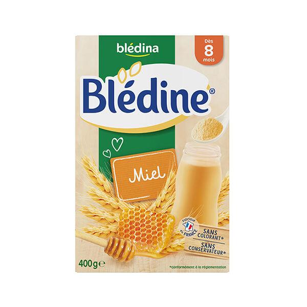 Blédina Blédine Céréales Miel +8m 400g