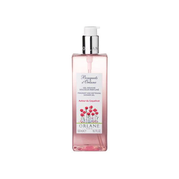 Orlane Bouquets d'Orlane Gel Douche Parfumé Autour du Coquelicot 500ml