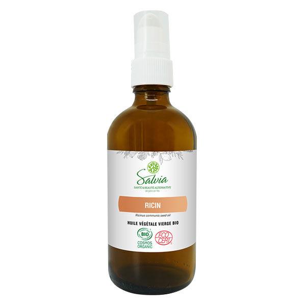 Salvia Huile Végétale de Ricin Bio 100ml