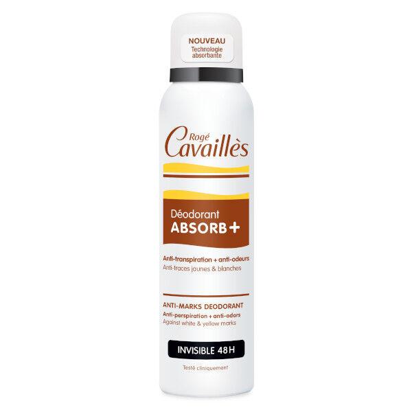 Rogé Cavaillès Absorb+ Déodorant Invisible Spray 150ml