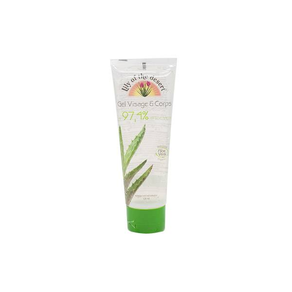 Lily of the Desert Gel d'Aloe Vera Hydratant 97,4% 120ml