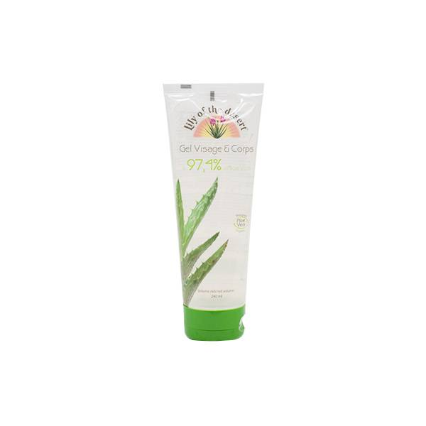 Lily of the Desert Gel d'Aloe Vera Hydratant 97,4% 240ml