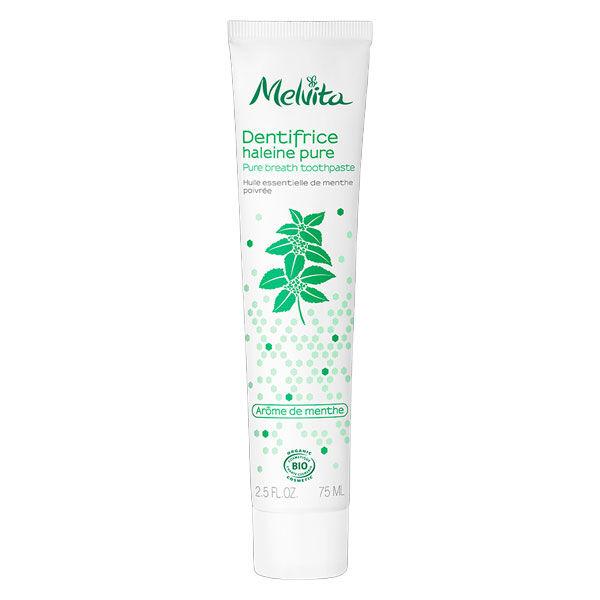 Melvita Les Essentiels Dentifrice Haleine Pure Bio 75ml