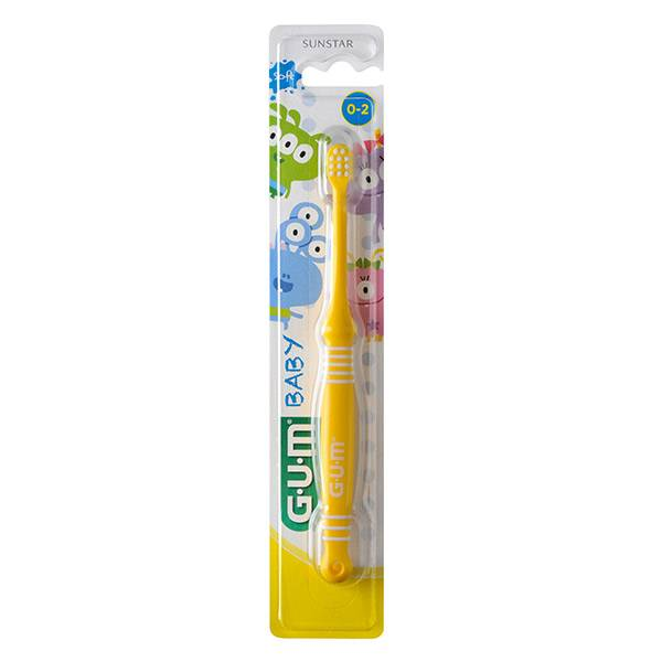 Gum Brosse à Dents Bébé 0 à 2 ans 213