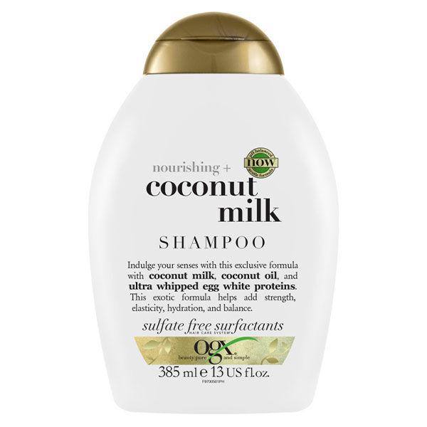 OGX Shampooing Lait de Coco 385ml