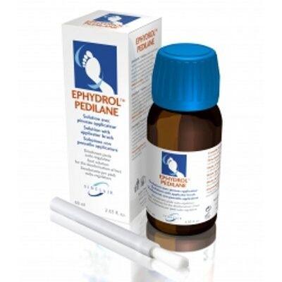 Ephydrol Pedilane Solution avec pinceau applicateur 60ml