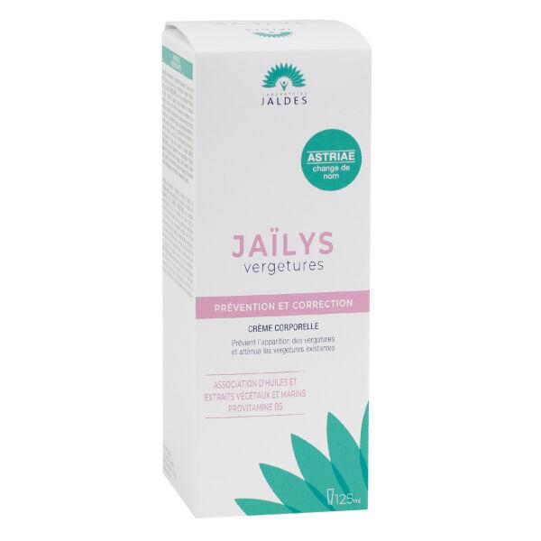 Jaldes Jaïlys Crème Corporelle Vergetures 125ml