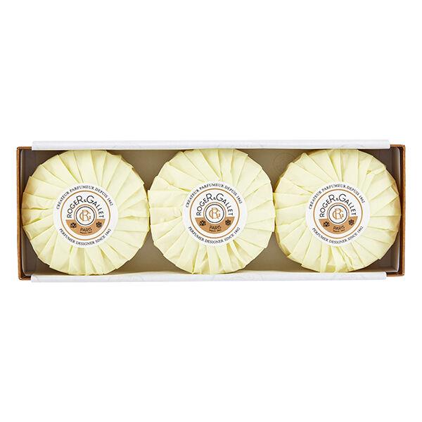 Roger & Gallet Fleur d'Osmanthus Savon Frais Coffret 3 x 100g