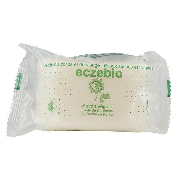 Oemine Eczebio Savon Végétal Peaux Sèches et Fragiles Bio 100g