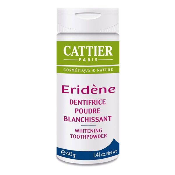 Cattier Eridene Poudre Blanchissante 40g