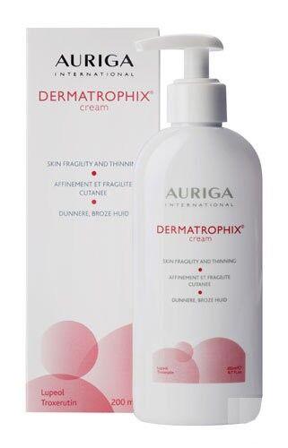 Auriga Dermatrophix Crème Fragilité Cutanée 200ml