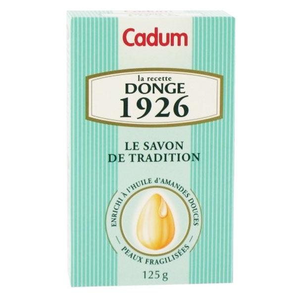 Cadum Donge 1926 Le Savon de Tradition Huile d'Amande Douce 125g