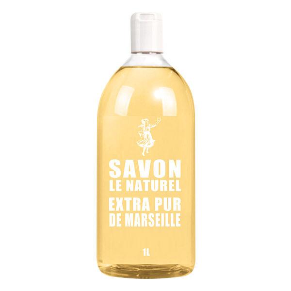 Savon Le Naturel Extra Pur de Marseille Recharge Universelle 1L