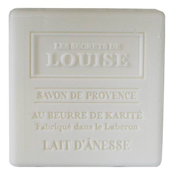 Les Secrets de Louise Savon de Provence Lait d'Ânesse 100g