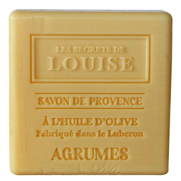 Les Secrets de Louise Savon de Provence Agrumes 100g