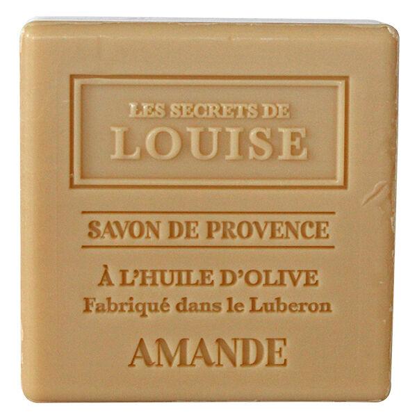 Les Secrets de Louise Savon de Provence Amande 100g