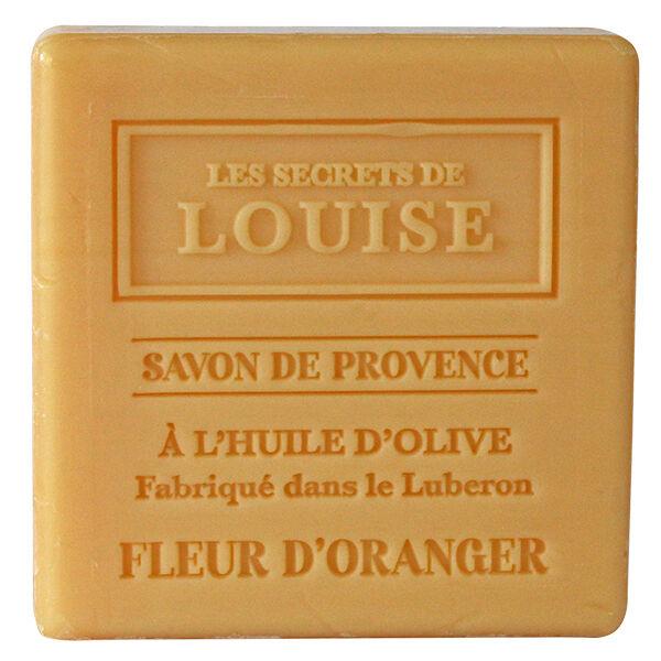Les Secrets de Louise Savon de Provence Fleur d'Oranger 100g