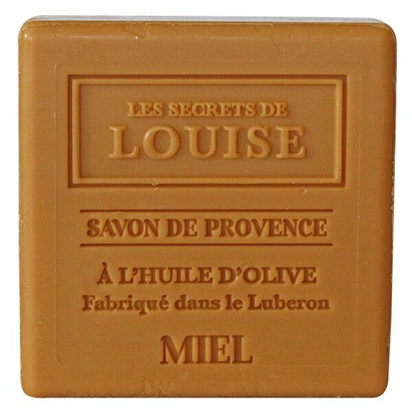 Les Secrets de Louise Savon de Provence Miel 100g