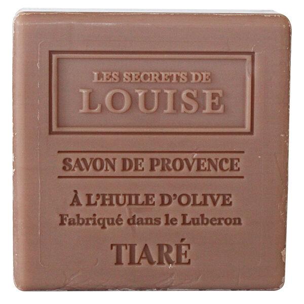 Les Secrets de Louise Savon de Provence Tiaré 100g