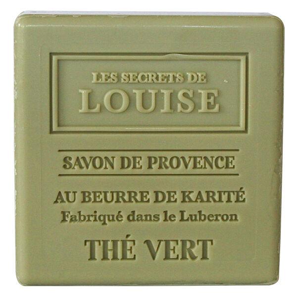Les Secrets de Louise Savon de Provence Thé Vert 100g