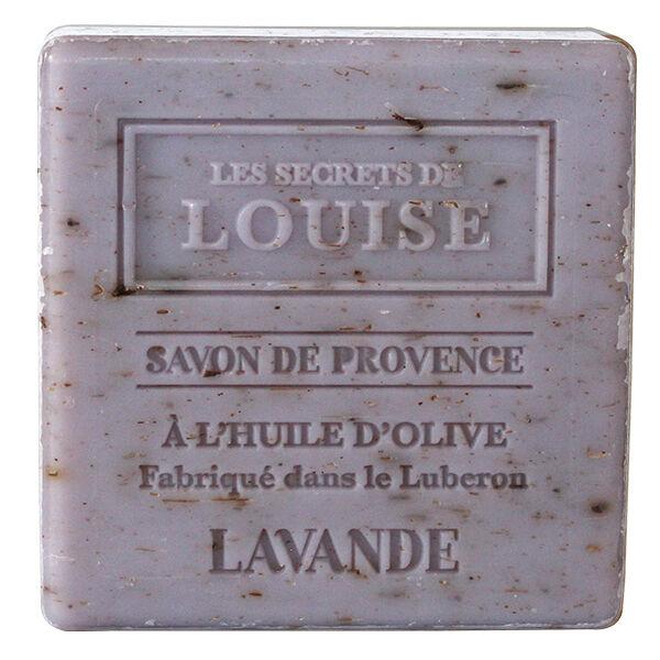Les Secrets de Louise Savon de Provence Lavande 100g