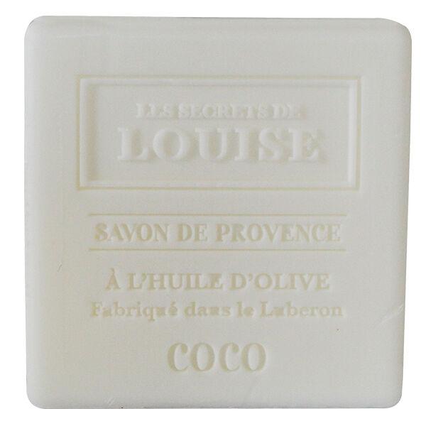 Les Secrets de Louise Savon de Provence Coco 100g