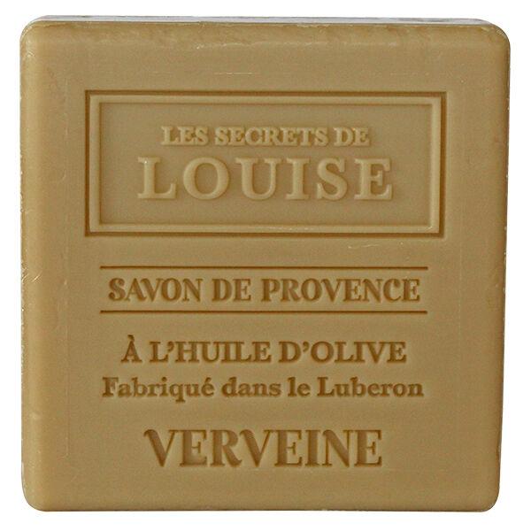 Les Secrets de Louise Savon de Provence Verveine 100g