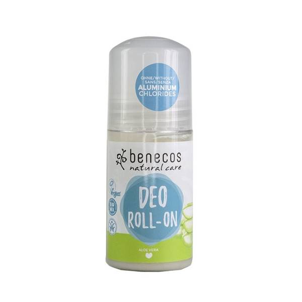 Benecos Déodorant Roll-On Aloe Vera 50ml