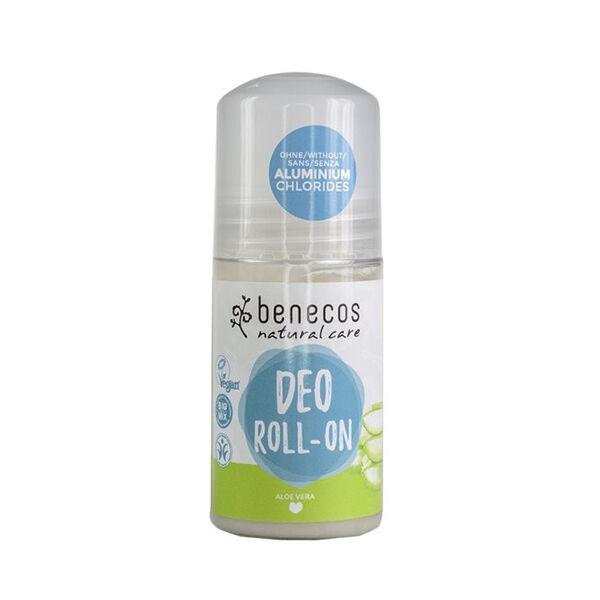 Benecos Déodorant Roll-On Aloe Vera 50ml
