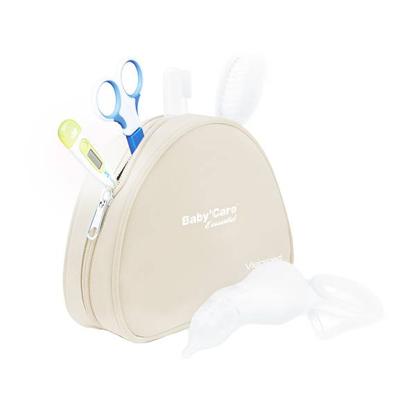 Visiomed Baby Care Trousse l'Essentiel 5 accessoires