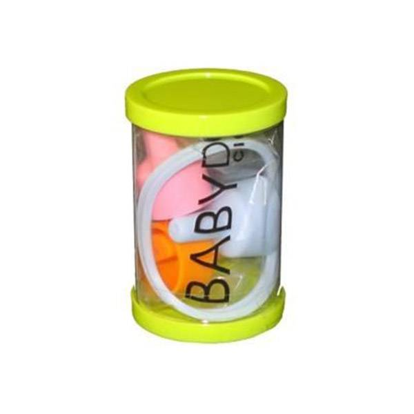 Visiomed Babydoo Embouts Mouche Bébé MX5 Verts 3 embouts