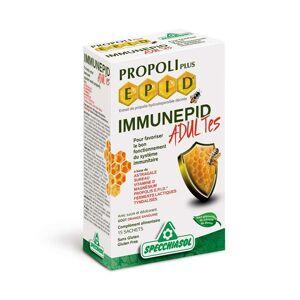 Specchiasol Immunepid adult 15 sachets - Publicité