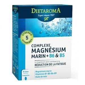 Dietaroma Complexe Magnésium 60 capsules - Publicité