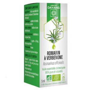Dayang Huile Essentielle Romarin à Verbénone 5ml - Publicité