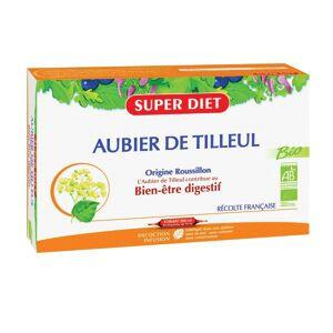 Superdiet Aubier de Tilleul Bio 20 ampoules de 15ml - Publicité