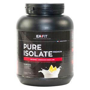 Eafit Pure Isolate Premium Goût Orange 750g - Publicité