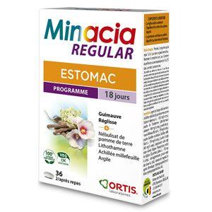 Ortis Digestion Minacia Régular Estomac 36 comprimés - Publicité