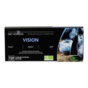 Diet Horizon Vision 20 ampoules - Publicité