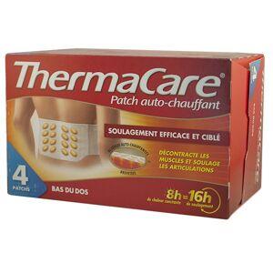 Thermacare Patch Chauffant Anti-Douleur Ceinture 4 patchs - Publicité