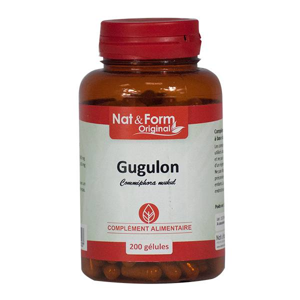 Nat & Form Original Gugulon 200 gélules