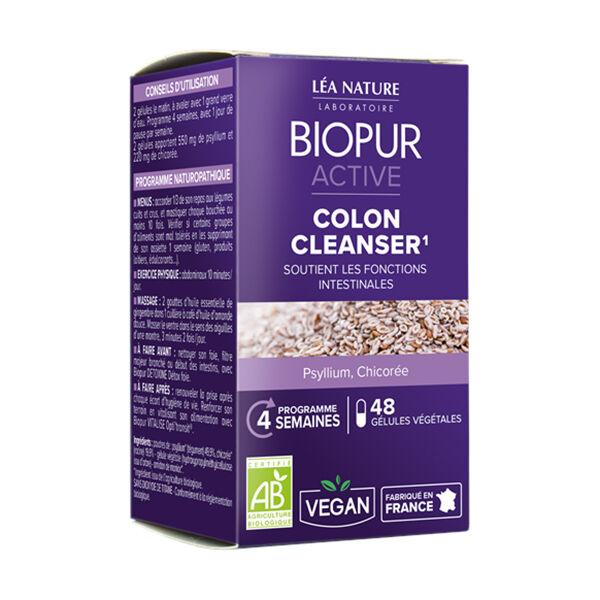 Biopur Active Colon Cleanser 48 gélules végétales