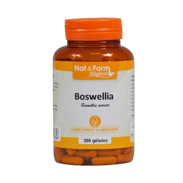 Nat & Form Original Boswellia 200 gélules