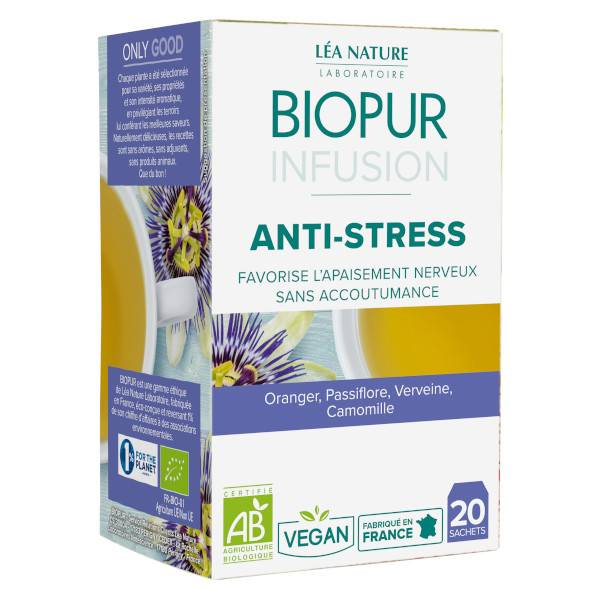 Biopur Infusion Anti-Stress 20 sachets