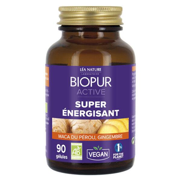 Biopur Active Super Energisant 90 gélules